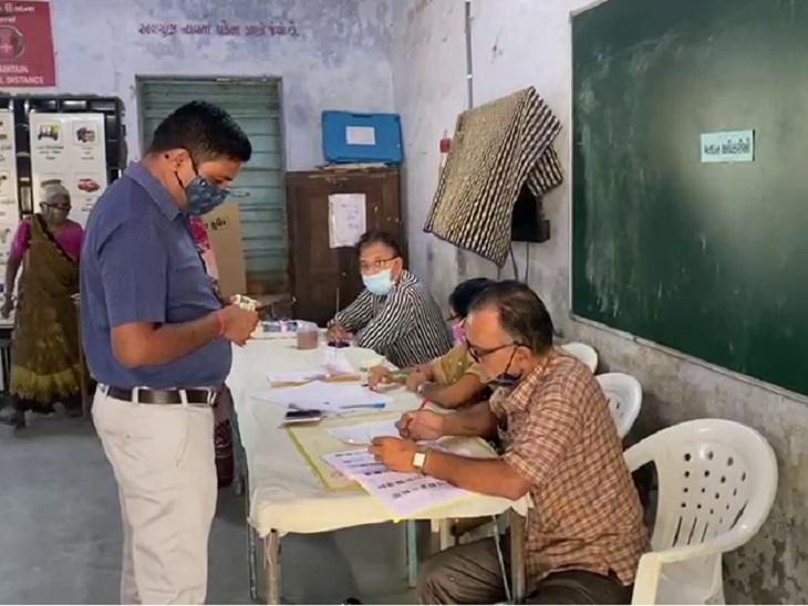અમદાવાદમાં ઈસનપુર અને ચાંદખેડા વોર્ડની બે બેઠક પર પેટાચૂંટણી, સરેરાશ 22 ટકા જ મતદાન અમદાવાદ,Ahmedabad - Divya Bhaskar