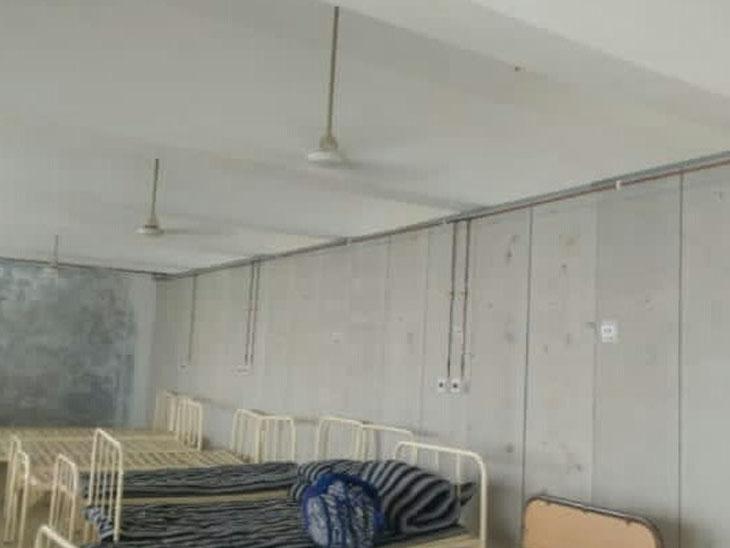 ધારપુર મેડિકલ હોસ્પિટલમાં આઇ.સી.યુ વોર્ડની કામગીરી શરૂ કરાઈ - Divya Bhaskar