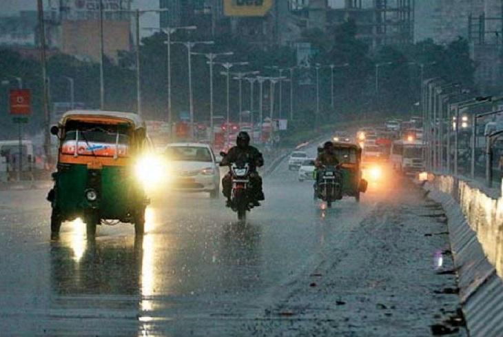 રાજ્યમાં છેલ્લા 24 કલાકમાં 49 તાલુકાઓમાં વરસાદ નોંધાયો, ઉમરપાડામાં સૌથી વધુ, ઉ. ગુજરાતમાં હજુ 29 ટકા વરસાદની ઘટ|અમદાવાદ,Ahmedabad - Divya Bhaskar
