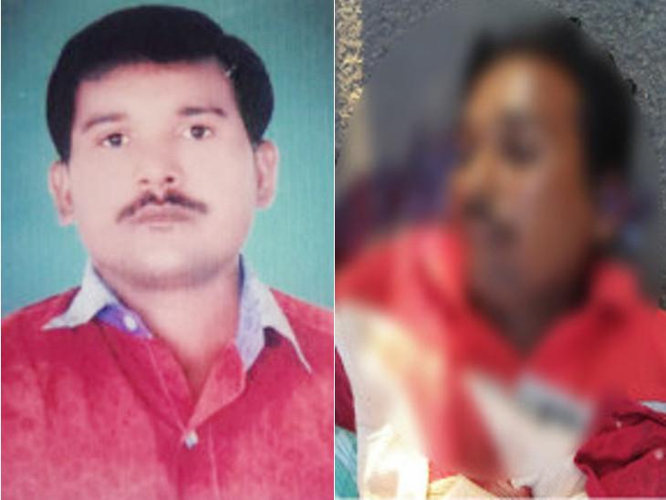 મૃતક યુવાનની ફાઇલ તસવીર. - Divya Bhaskar