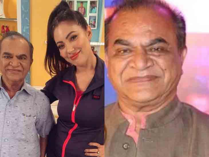 નટુકાકા બબીતાને માનતા હતા પોતાની દીકરી તો રોશનભાભીને કહેતા 'તોફાની છોકરી'|ટીવી,TV - Divya Bhaskar