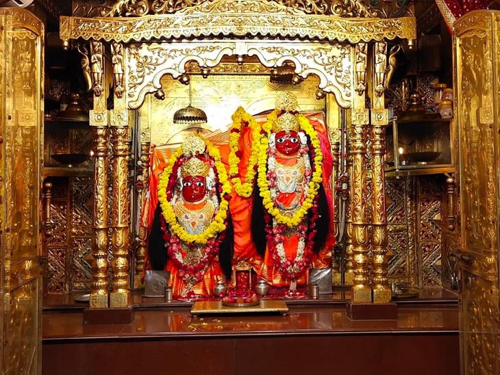 હવે માત્ર 3 દિવસ શ્રાદ્ધ પછી નવ દિવસ શ્રદ્ધાનું પર્વ નવરાત્રી આણંદ,Anand - Divya Bhaskar