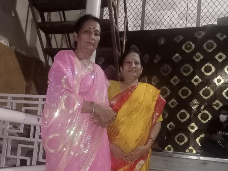 વારાદારી બહેનોની તસવીર - Divya Bhaskar