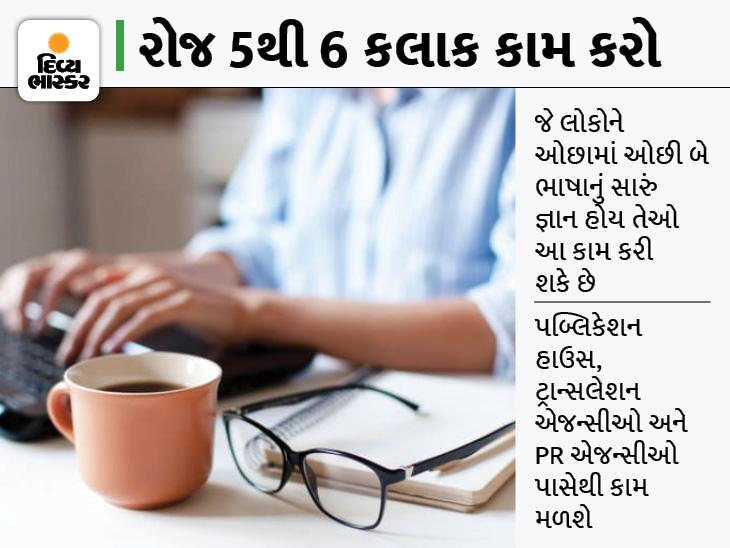 બે ભાષામાં નિપુણ હો તો ટ્રાન્સલેટર બનીને મહિને કમાઈ શકો છો 50 હજાર રૂપિયા, ઝીરો ઇન્વેસ્ટમેન્ટથી કરો કામની શરૂઆત|યુટિલિટી,Utility - Divya Bhaskar