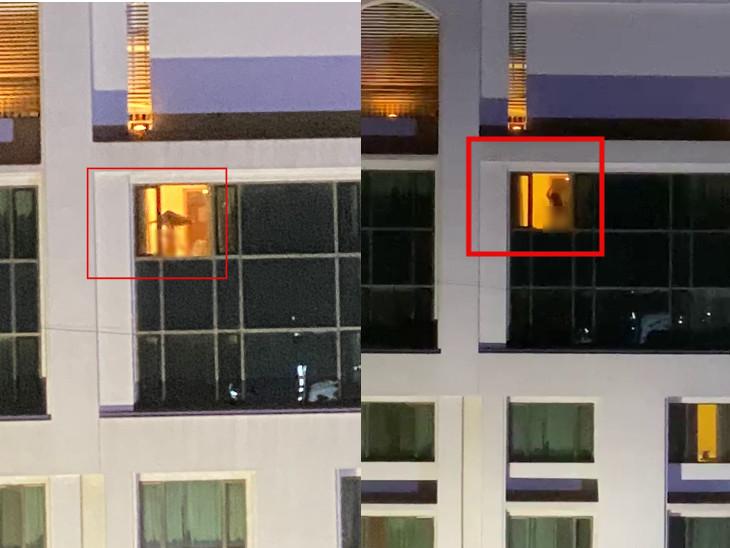 ઇમ્પીરિયલ પેલેસ હોટલમાં દિલ્હીનું કપલ રોકાયું હતું.