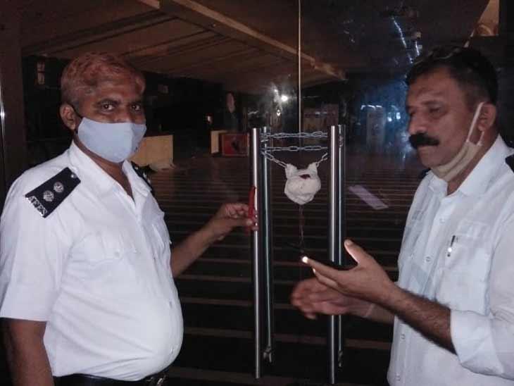 ફાયર NOCના રિન્યુઅલ અને ફાયર સેફ્ટી મુદ્દે ફાયર વિભાગની કાર્યવાહી