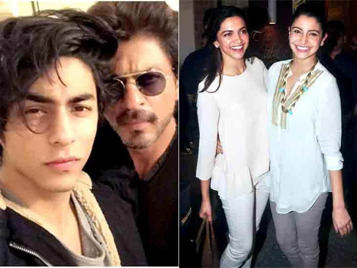 શાહરુખના દીકરાના બચાવમાં બોલિવૂડ, અનુષ્કા-દીપિકાથી લઈ કોંગ્રેસનેતા શશિ થરૂર સહિતનાં સેલેબ્સ SRKની પડખે|બોલિવૂડ,Bollywood - Divya Bhaskar