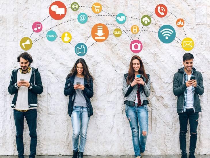 ડિજિટલ યુગમાં સોશિયલ મીડિયા પ્લેટફોર્મ પર મહિલાઓ પુરુષો કરતાં પાછળ, જાણો ભારતીય યંગસ્ટર્સ કેટલો સમય આપે છે|લાઇફસ્ટાઇલ,Lifestyle - Divya Bhaskar