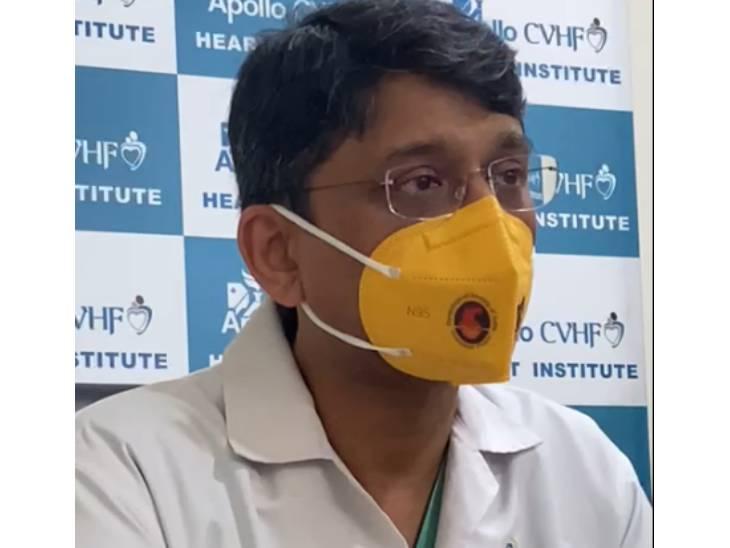 એપોલો CVHF કાર્ડિયોલોજી સર્વિસીસના ડાયરેક્ટર ડો. સમીર દાણી
