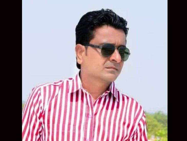 મોતને ભેટેલા પ્રકાશભાઇ પટેલની ફાઈલ તસવીર - Divya Bhaskar