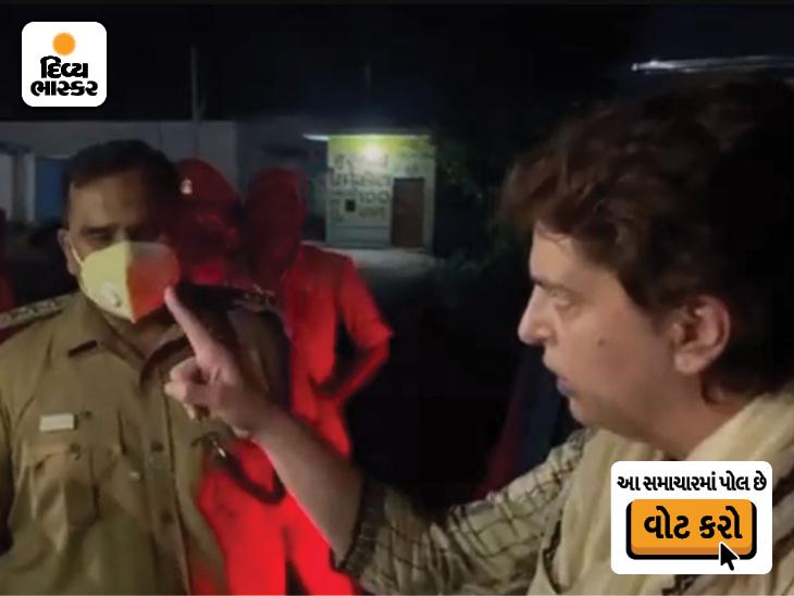 પ્રિયંકા ગાંધીને 30 કલાક કસ્ટડીમાં રાખ્યા બાદ પોલીસે ધરપકડ કરી, ગેસ્ટ હાઉસને જ બનાવી કામચલાઉ જેલ|ઈન્ડિયા,National - Divya Bhaskar