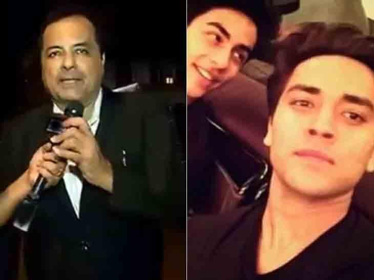 આર્યન ખાનના ખાસ મિત્ર અરબાઝ મર્ચન્ટના પિતાનું પહેલું રિએક્શન, કહ્યું- તમામ આરોપો પાયાવિહોણા બોલિવૂડ,Bollywood - Divya Bhaskar