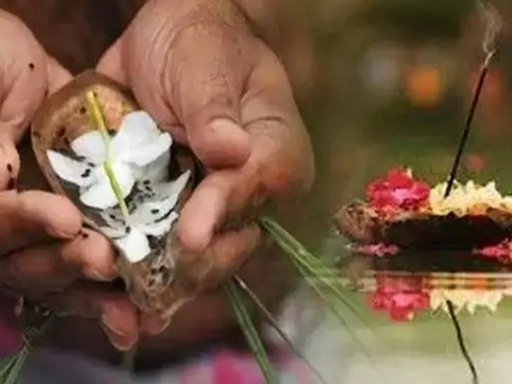 અમાસના દિવસે પિતૃઓ અમૃતપાન કરે છે, આ તિથિને પિતૃઓનો પર્વ કહેવામાં આવે છે|ધર્મ,Dharm - Divya Bhaskar