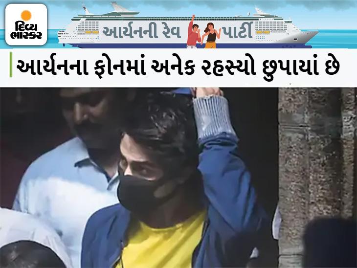 લોકઅપમાં પિતાને જોતાં જ આર્યન ધ્રુસકે ધ્રુસકે રડ્યો; ગૌરી ખાન દીકરા માટે મેકડોનાલ્ડનાં બર્ગર લઈને આવી, પણ NCBએ ખાવા ના દીધા|બોલિવૂડ,Bollywood - Divya Bhaskar
