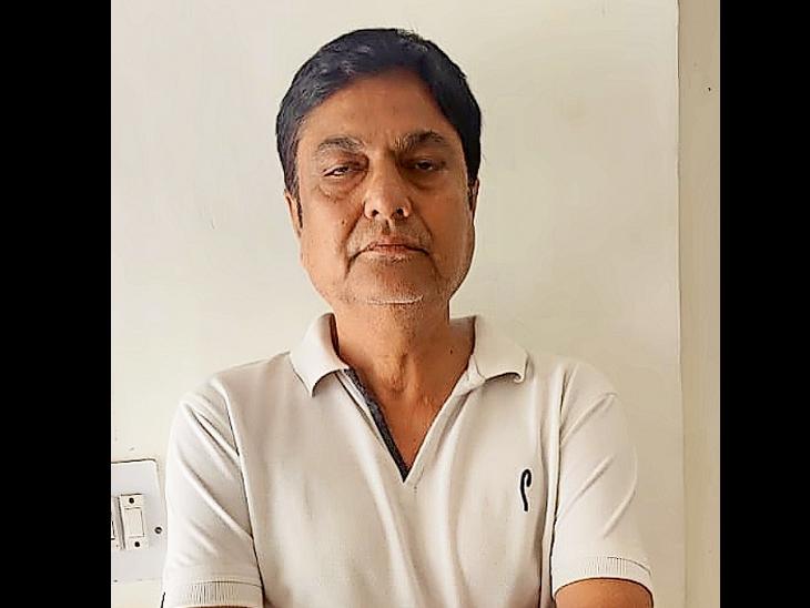 આરોપી રાજુ ભટ્ટની તસવીર - Divya Bhaskar