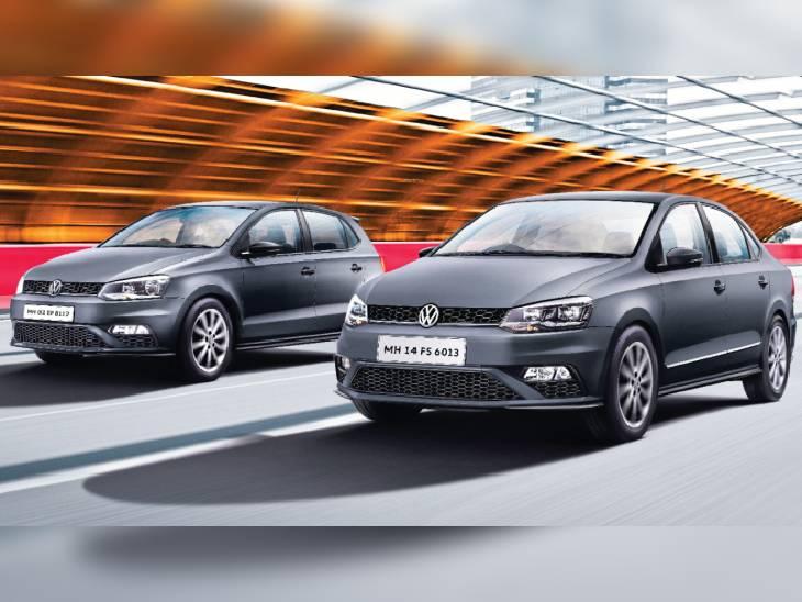 ફોક્સવેગને ઇન્ડિયન માર્કેટમાં પોલો અને વેન્ટોની લિમિટેડ રન એડિશન લોન્ચ કરી, સ્પોર્ટી લુકથી સજ્જ આ કારની પ્રારંભિક કિંમત 9.99 લાખ રૂપિયા|ઓટોમોબાઈલ,Automobile - Divya Bhaskar
