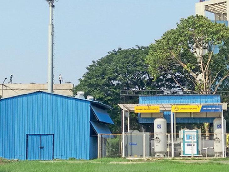 હવામાંથી ઓક્સિજન બનાવતા પ્લાન્ટ સિવિલ- સ્મીમેરમાં આજથી શરૂ કરાશે|સુરત,Surat - Divya Bhaskar