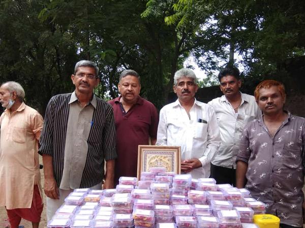 વઢવાણના 600 મૃતકોના અસ્થિ ગંગાનદીમાં વિસર્જીત કરવામાં આવ્યા હતા. - Divya Bhaskar