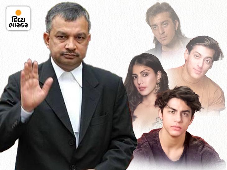 દીકરાને છોડાવવા શાહરુખે જેને હાયર કર્યા એ સતીશ માનશિંદે કોણ છે? આ સેલેબ્સ માટે રહ્યા સંકટમોચક એન્ટરટેઇનમેન્ટ,Entertainment - Divya Bhaskar