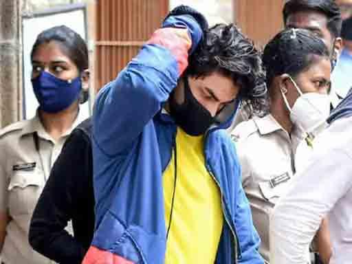 મખમલની પથારીમાં સૂતા આર્યને NCB લૉકઅપમાં છ રાત પસાર કરી, હવે આર્થર રોડ જેલમાં રહેશે|બોલિવૂડ,Bollywood - Divya Bhaskar