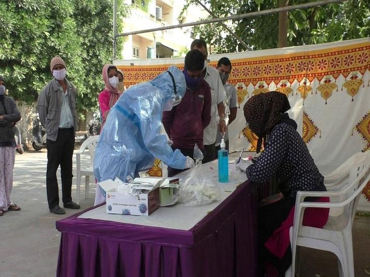 શહેરમાં 4 નવા કેસ નોંધાયા, જિલ્લામાં સતત 55મા દિવસે શૂન્ય કેસ, 82મા દિવસે એકપણ મોત નહીં|અમદાવાદ,Ahmedabad - Divya Bhaskar