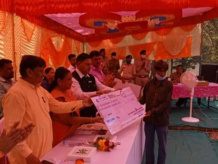 છોટાઉદેપુર જિલ્લાના કેવડી ટુરિઝમ ખાતે વન્યપ્રાણી સપ્તાહ 2021ની ઉજવણી કરવામાં આવી હતી. - Divya Bhaskar