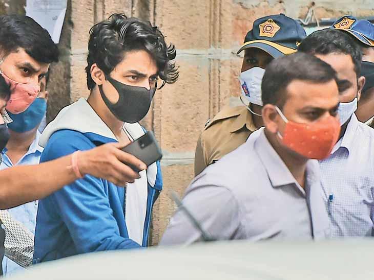 ડ્રગ્સ કેસમાં આર્યન સહિત બધા આરોપીઓની જામીન અરજી ફગાવાઈ|મુંબઇ,Mumbai - Divya Bhaskar