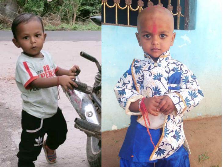 સગા બે ભાઈઓ ચાર વર્ષનો શિવમ અને અઢી વર્ષનાચિંતનનું મોત નિપજ્યા - Divya Bhaskar