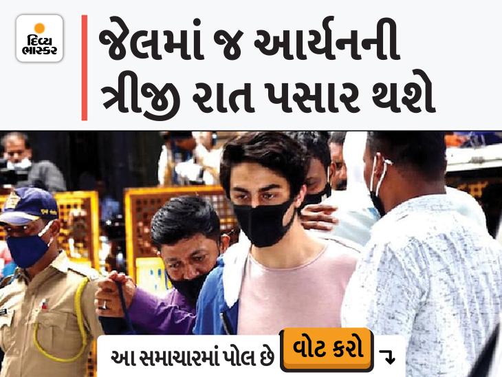NCB આર્યન ખાનની જામીનનો વિરોધ કરશે, શાહરુખના ડ્રાઇવર પાસેથી મહત્ત્વની માહિતી મળી|બોલિવૂડ,Bollywood - Divya Bhaskar