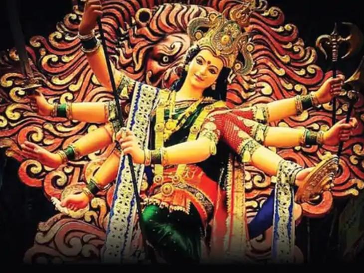 13મીએ દુર્ગાષ્ટમી અને મહાનોમ 14 ઓક્ટોબરે, આ તિથિઓમાં દેવીની ખાસ આરાધના અને કન્યા પૂજા કરવાની પરંપરા છે|ધર્મ,Dharm - Divya Bhaskar