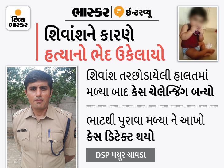 પહેલા મહેંદીની હત્યા કરીને શિવાંશને ત્યજી દીધો, બાદમાં સચિન પ્રથમ પત્ની સાથે મોલમાં શોપિંગ કરવા ગયો અમદાવાદ,Ahmedabad - Divya Bhaskar