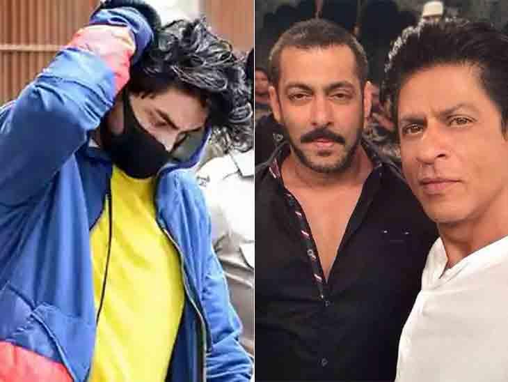 શાહરુખ ખાને સલમાન ખાનનો વકીલ હાયર કર્યો, શું આર્યન ખાનને જામીન મળશે? બોલિવૂડ,Bollywood - Divya Bhaskar