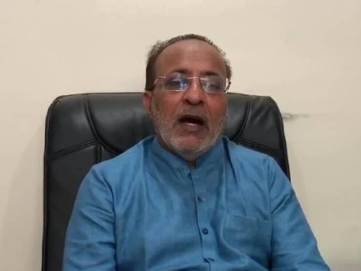 ગુજરાત સરકાર ભાજપ કે પાટીલની પેઢી નથી કે કોઈને પણ ભાજપના સભ્ય હોવાની લાયકાતના આધારે નોકરી આપે|અમદાવાદ,Ahmedabad - Divya Bhaskar