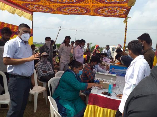 ગોંડલ તાલુકાના 35 ગામમાં કોરોના વેક્સિનેશન કેમ્પ યોજાશે ગોંડલ,Gondal - Divya Bhaskar