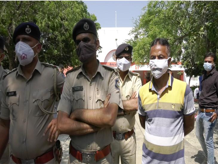 પોલીસે ABVPના કાર્યકરોની અટકાયત ટાળી