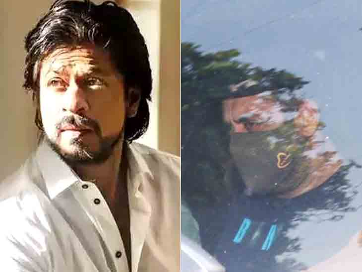 ભાંગી પડેલા શાહરુખને સાંત્વના આપવા સતત બીજા દિવસે સલમાન ખાન 'મન્નત' ગયો|બોલિવૂડ,Bollywood - Divya Bhaskar