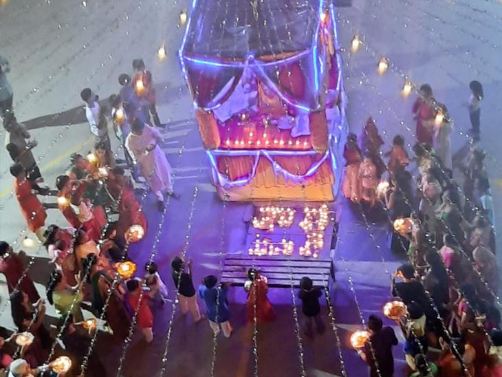 દેવ 181 સોસાયટી, બોપલ
