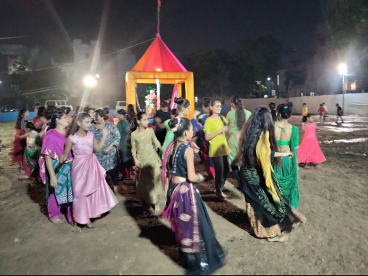 વિજયનગર, હરણી રોડ