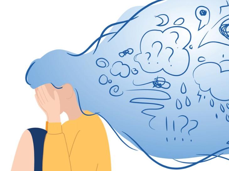 ડિપ્રેશનમાંથી બહાર આવવું હોય તો વૉક કરો, સોશિયલ મીડિયાથી દૂર રહો અને રોજ એક્સર્સાઈઝ કરવાથી તન-મન સ્વસ્થ રહેશે હેલ્થ,Health - Divya Bhaskar