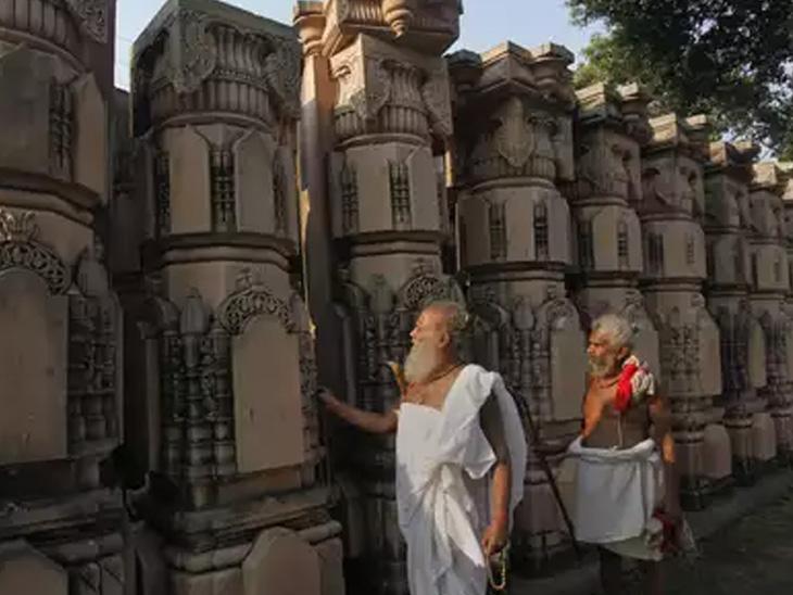 જોધપુરથી સેન્ડસ્ટોન, રાજસ્થાનના માર્બલ અને બંસી પહાડપુરના ગુલાબી પથ્થરોનો ઉપયોગ પણ રામ મંદિર નિર્માણમાં થવાનો છે.