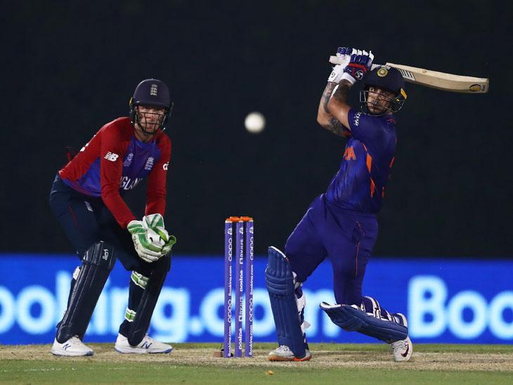 પંતે સિક્સ મારી ઈન્ડિયાને મેચ જિતાડી,ઈશાન કિશનના 46 બોલમાં 70 રન, ઈંગ્લેન્ડનો લિયમ લિવિંગસ્ટોન ઈજાગ્રસ્ત|ટી-20 વર્લ્ડ કપ,T20 World Cup - Divya Bhaskar