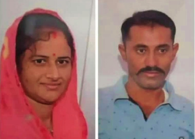 કચ્છના તુંબડી ગામમાં પતિનું મોત થતા પત્નીએ એસિડ પી લઈ આત્મહત્યા કરી, બે સંતાનોએ બે દિવસમાં માતા-પિતાની છત્રછાયા ગુમાવી|ભુજ (કચ્છ),Bhuj (Kutch) - Divya Bhaskar