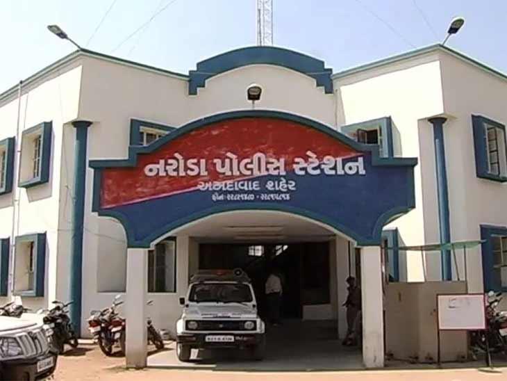 અમદાવાદની નરોડા કેનાલ પાસે જ્વેલર્સ દુકાનનો માલિક શૌચ કરવા ગયોને કારીગર સવા કરોડના સોનાના દાગીના લઈ ફરાર|અમદાવાદ,Ahmedabad - Divya Bhaskar