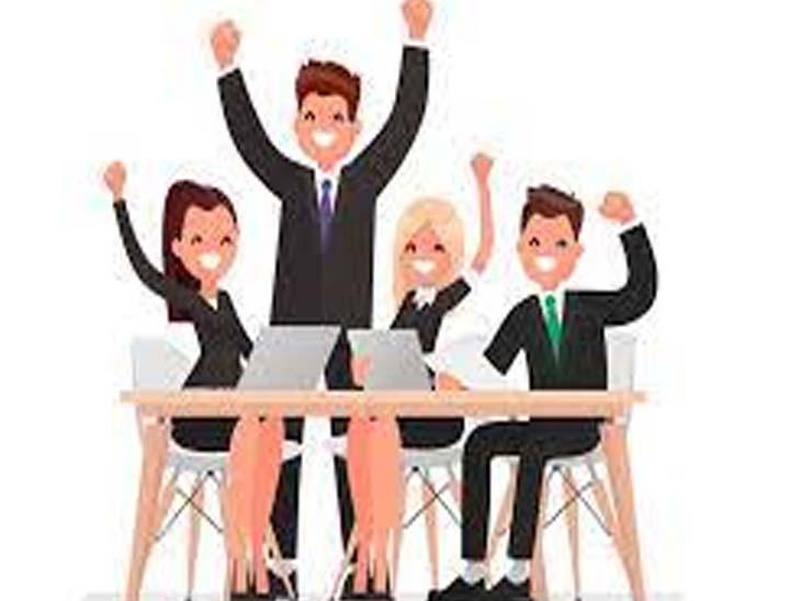 કર્મચારીઓના પગારમાં આ વર્ષના 8 ટકા સામે આગામી વર્ષે 9.3 ટકા વધવાનો આશાવાદ બિઝનેસ,Business - Divya Bhaskar