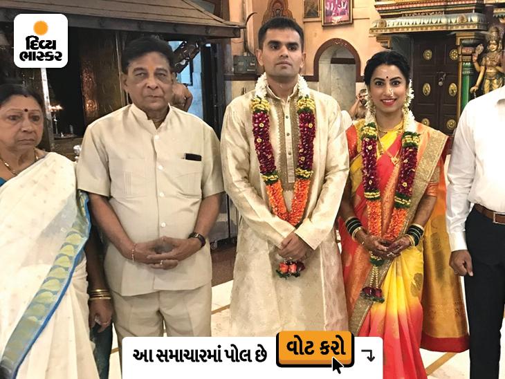 મુસ્લિમ હોવાના આરોપો પર સમીર વાનખેડેના પિતા ભડક્યા, કહ્યું- મારું નામ દાઉદ નહીં, જ્ઞાનદેવ છે બોલિવૂડ,Bollywood - Divya Bhaskar