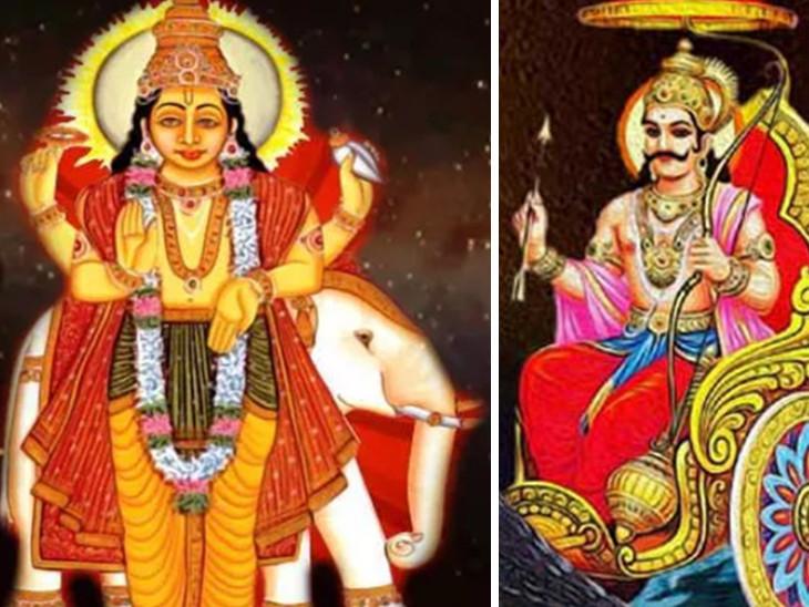 28 ઓક્ટોબરે પુષ્ય નક્ષત્ર, આ દિવસે 677 વર્ષ પછી ગુરુ અને શનિનો યોગ બનશે ધર્મ દર્શન,Dharm Darshan - Divya Bhaskar