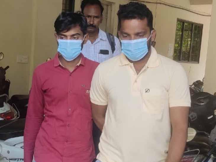 આંધ્ર પોલીસે 2 માસ ભાડાના મકાનમાં રહી તપાસ કરી; અન્ય 5 શકમંદોની બીજા દિવસે સઘન પૂછપરછ ગોધરા (પંચમહાલ),Godhra (Panchmahal) - Divya Bhaskar