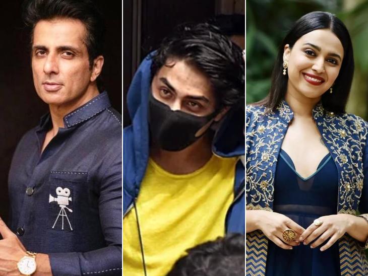 શાહરુખના દીકરાને 26 દિવસે જામીન મળતાં બોલિવૂડ ફિદા, સોનુ સૂદે કહ્યું, 'સમય ન્યાય તોળે છે, ત્યારે સાક્ષીની જરૂર નથી પડતી'|બોલિવૂડ,Bollywood - Divya Bhaskar
