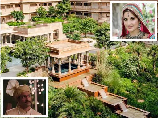 સવાઈ માધોપુરના ફોર્ટમાં વિકી-કેટરીનાના લગ્ન થશે, બરવાડાના 700 વર્ષ જૂના કિલ્લામાં ફરશે ફેરા|બોલિવૂડ,Bollywood - Divya Bhaskar