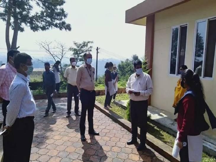 કોડાગુ જવાહર નવોદય સ્કૂલમાં 33 વિદ્યાર્થી કોરોના પોઝિટિવ; લોકોમાં ભયનો માહોલ|ઈન્ડિયા,National - Divya Bhaskar